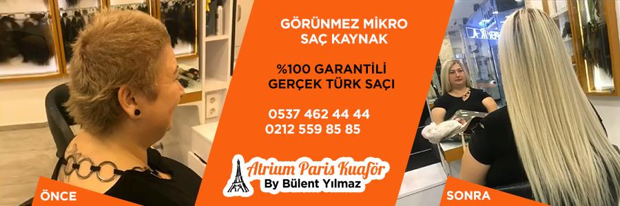 istanbul saç kaynak