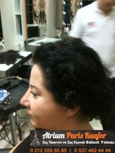 keratin saç kaynağı resim 2