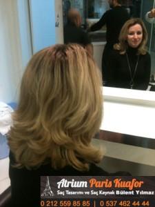 keratin saç kaynağı resim 5