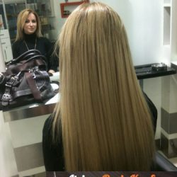 keratin saç kaynağı resim 6
