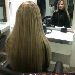 keratin saç kaynağı resim 7