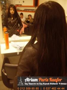 keratin saç kaynağı resim 9