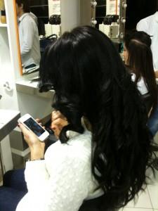 keratin saç kaynak 3