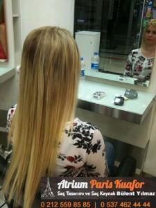 keratin saç kaynak resim 4