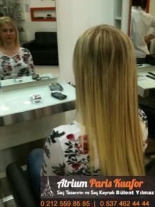 keratin saç kaynak resim 5