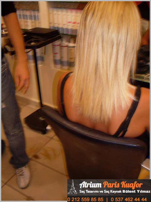 mikro kapsül saç kaynak modeli
