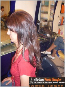 mikro kapsül saç kaynağı resim 9