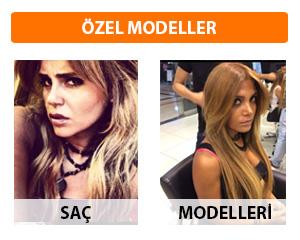 özel saç modelleri