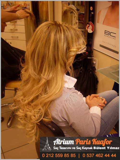 saç kaynağı öncesi ve sonrası 32