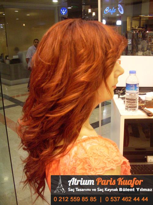 saç kaynağı resimleri 13