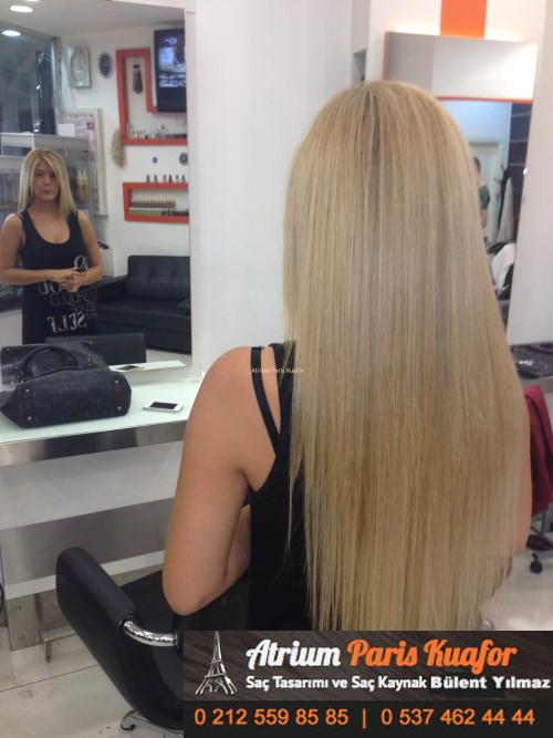 saç kaynak bakımı