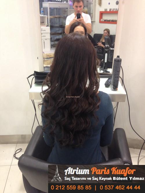 saç kaynak öncesi ve sonrası 21