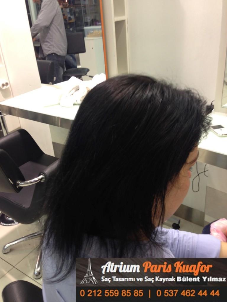 saç kaynak öncesi ve sonrası 357