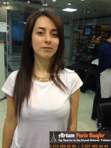 dalgalı saça saç kaynak uygulaması 6