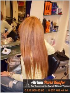 doğal görünümlü kaynak saç 2