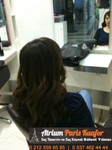 doğal görünümlü saç 2