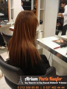 doğal görünümlü saç 4