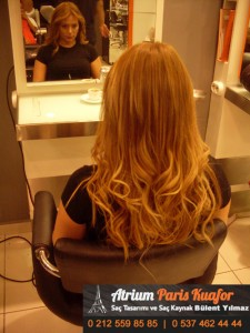 doğal saç kaynak 1
