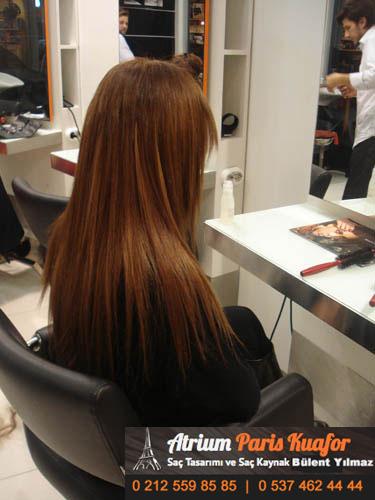 en son trend saç kaynak modeli 2