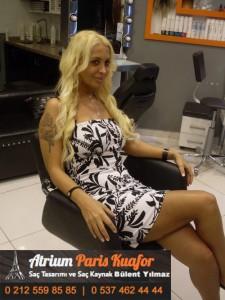 en son trend saç kaynak modeli 5