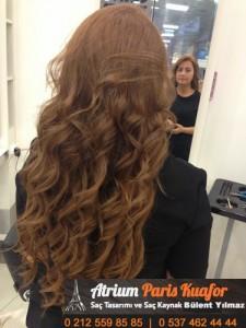 kaynak saç uygulaması 5