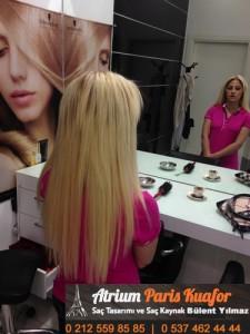 kaynak saç uygulaması 6