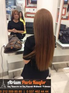 saç kaynak ne kadar zaman alır 6