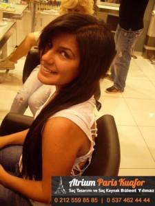 saç önlerine kaynak 2