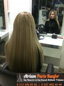 saça kaynak nasıl yapılır 5
