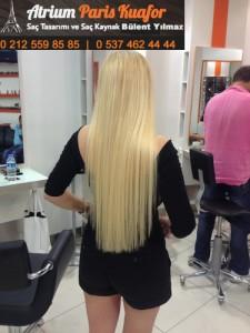 kaynak saçları döker mi - 1
