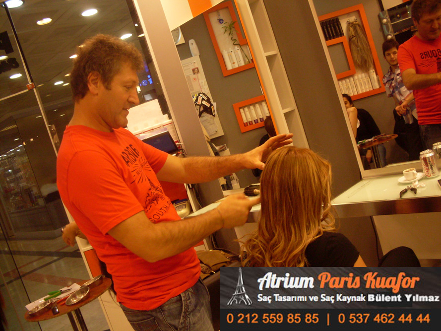 saç kaynak işlemi