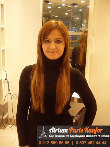 saç kaynak uygulamaları