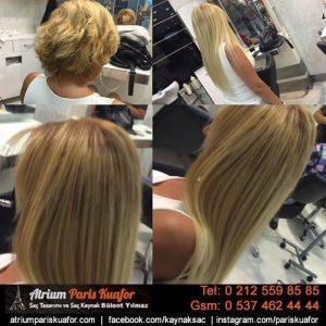 saç kaynağı yenileme