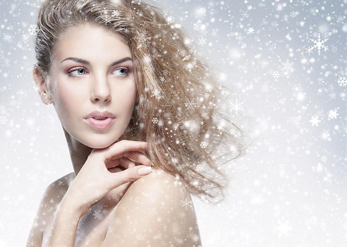 Saçlara Kış Bakımı
