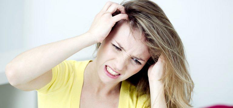 Saç Diplerindeki Kaşıntılar için Doğal Çözümler