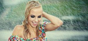 Yağmurun Saçlara Faydası