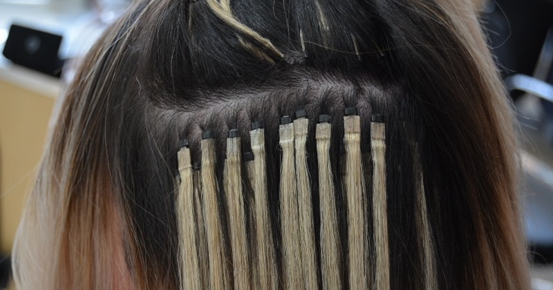 Boncuk Saç Kaynak Nasıl Takılır