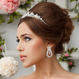 Bridal Hair Photographs