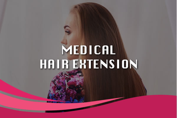 medical hair extensions